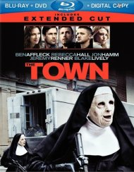 Town, The: Extended Cut (Blu-ray + DVD + Digital Copy)