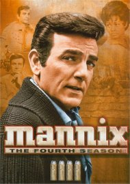 Mannix: The Fourth Season