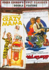 Crazy Mama / The Lady In Red (Double Feature)