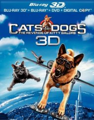 Cats & Dogs: The Revenge Of Kitty Galore 3D (Blu-ray 3D)