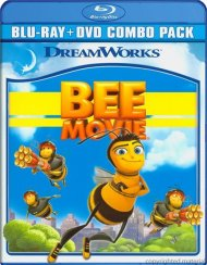 Bee Movie (Blu-ray + DVD Combo)