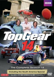 Top Gear 14: The Complete Season 14