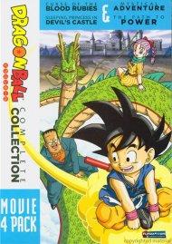 Dragon Ball - 4 Movie Pack