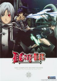 D. Gray-Man: The Complete Second Season