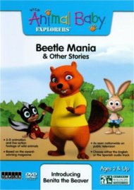 Wild Animal Baby: Beetle Mania & Other Stories