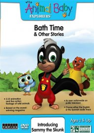 Wild Animal Baby: Bath Time & Other Stories