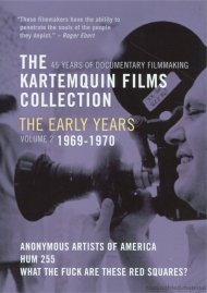 Kartemquin Film Collection: The Early Years - Volume 2