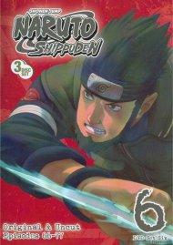 Naruto Shippuden: Volume 6 - Box Set