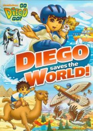Go Diego Go!: Diego Saves The World