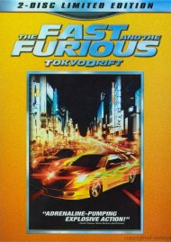 Fast And The Furious, The: Tokyo Drift - Limited Edition