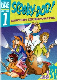 Scooby-Doo!: Mystery Incorporated: Season One - Volume 1