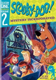 Scooby-Doo!: Mystery Incorporated: Season One - Volume 2