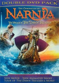 Chronicles Of Narnia, The: The Voyage Of The Dawn Treader (Double DVD Pack)