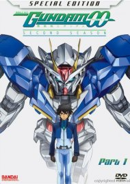 Mobile Suit Gundam 00 Second Season: Part 1 - Special Edition
