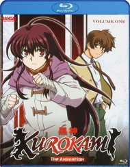 Kurokami: The Animation - Volume 1