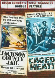 Jackson County Jail / Caged Heat! (Double Feature)