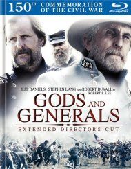 Gods And Generals: Extended Directors Cut