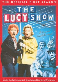 Lucy Show, The: The Official Seasons 1 - 4