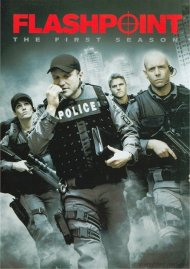 Flashpoint: Seasons 1 - 3