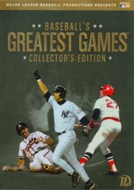 Baseballs Greatest Games