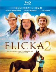 Flicka 2 (Blu-ray + DVD Combo)