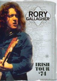 Rory Gallagher: Irish Tour 74
