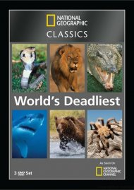 National Geographic Classics: Worlds Deadliest