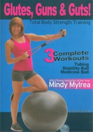 Mindy Mylrea: Glutes, Guns & Guts