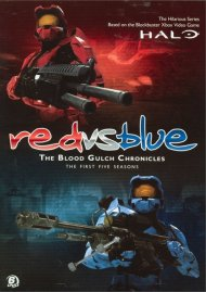 Red Vs. Blue: The Blood Gulch Chronicles - The Complete Collection