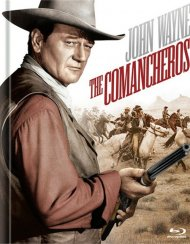 Comancheros, The: 50th Anniversary (Digibook)
