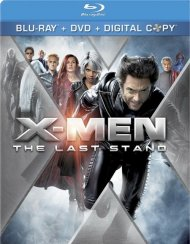 X-Men: The Last Stand (Blu-ray + DVD + Digital Copy)
