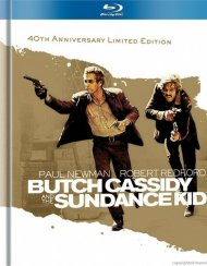 Butch Cassidy & The Sundance Kid: 40th Anniversary Limited Edition (Digibook)