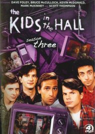 Kids In The Hall, The: Complete Season 3 (Repackage)