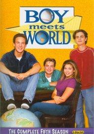 Boy Meets World: The Complete Fifth Season