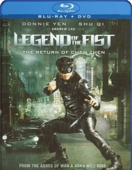 Legend Of The Fist: The Return Of Chen Zhen (Blu-ray + DVD Combo)