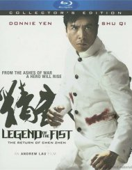 Legend Of The Fist: The Return Of Chen Zhen - Collectors Edition