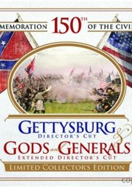 Gettysburg / Gods And Generals: Limited Collectors Edition (Double Feature)
