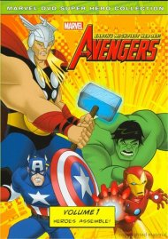 Avengers, The: Heroes Assemble! - Volume 1