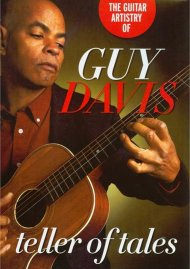 Guitar Artistry Of Guy Davis, The