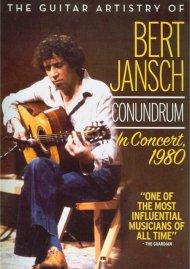 Guitar Artistry Of Bert Jansch, The: Conundrum In Concert 1980