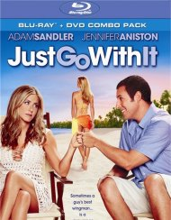 Just Go With It (Blu-ray + DVD Combo)