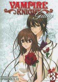 Vampire Knight: Guilty - Volume 3
