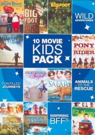Kids Movie Pack
