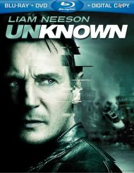 Unknown (Blu-ray + DVD + Digital Copy)