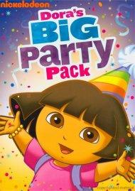 Dora The Explorer: Doras Big Party Pack
