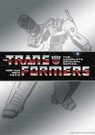 Transformers: More Than Meets the Eye - The Complete Series