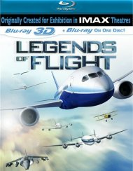 IMAX: Legends Of Flight (Blu-ray 3D)