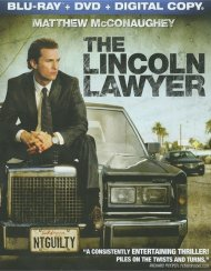 Lincoln Lawyer, The (Blu-ray + DVD + Digital Copy)