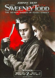 Sweeney Todd / Sl--py Hollow (2 Pack)