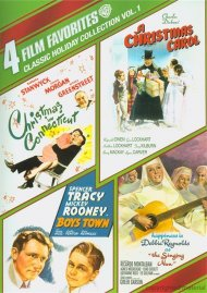 4 Film Favorites: Classic Holiday Collection Vol. 1